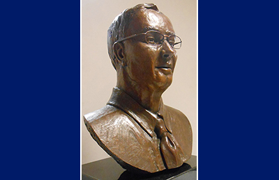 Luther G. Smith Bust